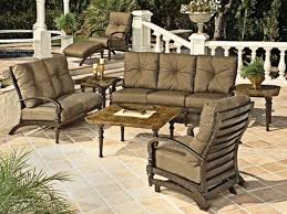 Patio Furniture Sets Patio 47 Lawn Garden Outdoor Dining Furniture Dining Chairs Amp