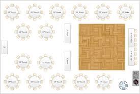 wedding reception floor plan wedding seating plan examples 300