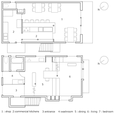 shop with apartment floor plans small apartment uses clothes as partitions