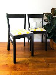 Fabric For Dining Chair Seats Dining Chairs Reupholster Dining Chair Makeover Girl In The
