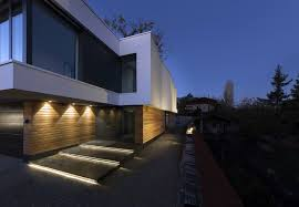 Cantilever Home by Home Design Bright Recessed Lamps Installed On Cantilever Of 2