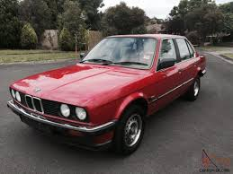 318i 1985 4d sedan manual 1 8l electronic f inj e30 in vic