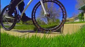 Airless Tires For Sale Car Tyre Used Cool Airless Tires For Bicycle In Action Youtube