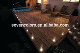 deck floor lights decks patios modern deck solar deck floor lights