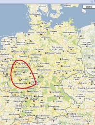 map of germany cities germany cities towns landscapes and roads skyscrapercity