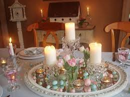 dining table centerpieces candles decor trends dining table