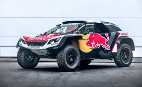peugeot sports car 2017 maximum attack for peugeot as the peugeot 3008dkr maxi is launched
