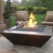 Copper Firepits Copper Outdoor Pits Woodlanddirect Outdoor Fireplaces