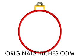ornament machine embroidery and applique designs