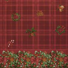 christmas table linens sale decoration wholesale linen tablecloths holiday plaid tablecloth