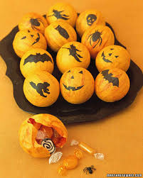 Simple Halloween Treat Recipes Halloween Treat Bags And Favors Martha Stewart