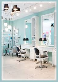 Home Salon Decorating Ideas Love This Idea S For A Home Salon See Chairs And Station Counter