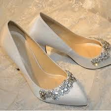 wedding shoes toe aliexpress buy 2016 handmade wedding shoes plus size satin