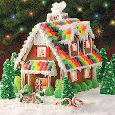 gingerbread christmas cottage recipe taste of home