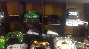 mike u0027s game room setup 2015 youtube