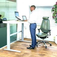 sit stand desk chair office chair for standing desk thesocialvibe co
