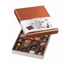 neuhaus single malt whisky belgian chocolate gift box for delivery