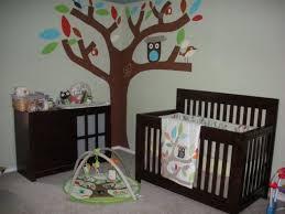 décoration de chambre bébé décoration chambre bébé 31 idées originales thème hibou