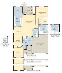 2 car garage sq ft spruce floor plan by pulte homes 2 000 sq ft 3 bedroom 2 bathroom
