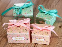 wedding gift boxes cheap flowers print wedding gift candy boxes creative large
