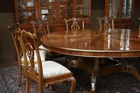 Round Dining Room Tables Seats 8 by Home Design 87 Extraordinary Round Dining Table For 8s