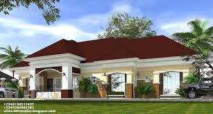 trendy ideas architectural designs of four bedroom bungalow 13 4