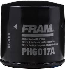 fram motorcycle oil filter ph6017a walmart com