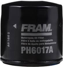 fram motorcycle oil filter ph6017a walmart com