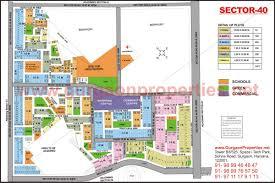 sector 40 gurgaon map sector 40 gurgaon city map sector 40 map