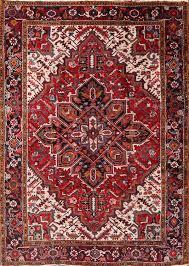 Abc Oriental Rugs Heris Heriz Serapi Persian Area Rug