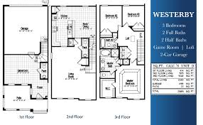 Townhomes Floor Plans Dr Horton Homes East Park Lake Nona