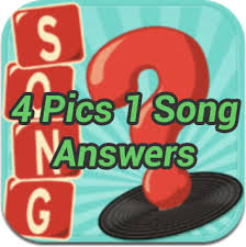 4 pics 1 song answers game solver