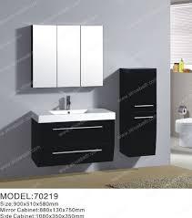 melamine bathroom cabinets melamine bathroom cabinet 70219 strive bath