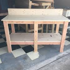 Work Bench For Sale Find More Great Back Porch Or Patio Table For Storage And Next To
