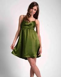 green bridesmaid dresses martha stewart weddings