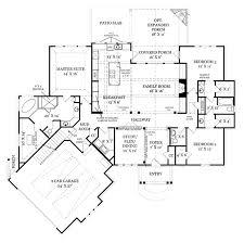 Efficient House Plans House Plans Craftsman Ranch Open Floor Plan Professional Builder