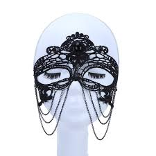 mask for masquerade party black lace mask appeal party nightclub stretch lace