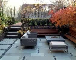 Garden Slabs Ideas Concrete Slabs Lay In The Garden 20 Ideas For Bridges Interior