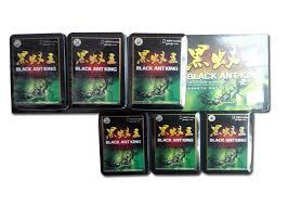 hong wei black ant king herbal male enhancement pill supplement