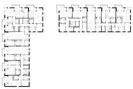 motel floor plans gallery of spikerverket housing april arkitekter 26