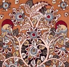 kalavithi folk gallery handpainted indian ethnic