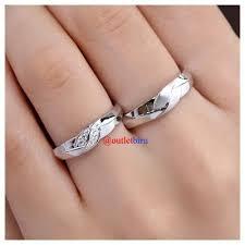 cincin emas putih jual cincin pernikahan palladium dan emas putih kode 969 di lapak
