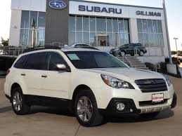 subaru tungsten used 2013 subaru outback for sale selma tx