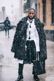 new york men u0027s fashion week street style essence com