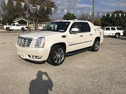 cadillac ext truck used cadillac escalade ext for sale with photos carfax