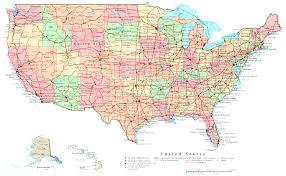 map usa pdf map of usa interstate highways usa throughout pdf