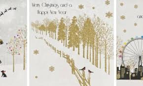 nature christmas cards from wrendale designs