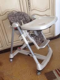 chaise haute bebe occasion en offres avril clasf maison