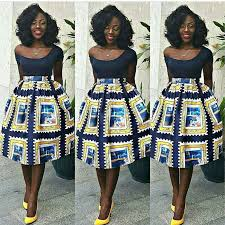 ankara dresses 70 pictures of trending modern ankara dress styles in vogue 2017