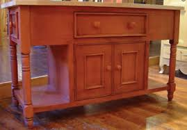 kitchen island butcher block top country cottage colors 5 ft